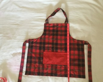 Child's Chef, Craft or BBQ Apron