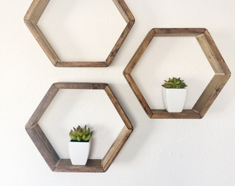 Honeycomb Shelves (Free Shipping)