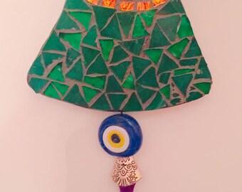 Glass Mosaic Caftan