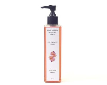 ROSE PARADISE SHOWER-Gel natural of oil of roses