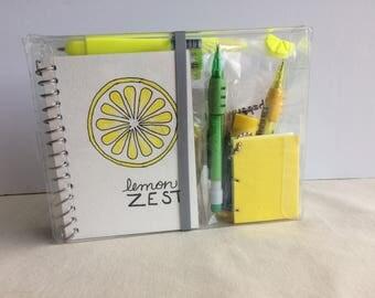Doodle Box -Lemon Zest