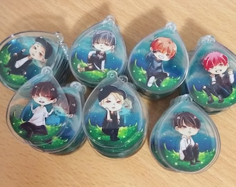 BTS Save Me charms