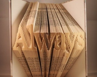 PATTERN: Always (Harry Potter) Book Fold Pattern
