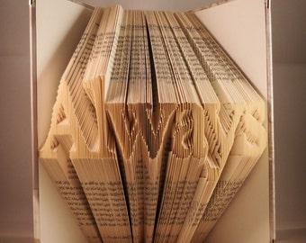 PATTERN: Always (Harry Potter) Book Fold Pattern