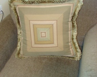 "20"" Square Pillow Cover"