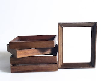 """Picture Frames Set Of 5 4""""x5"""""""