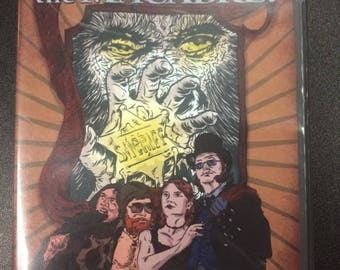 Baron Von Porkchop's Terrifying Tales Of The Macabre - Episode 7: Night Fright DVD - Horror Host
