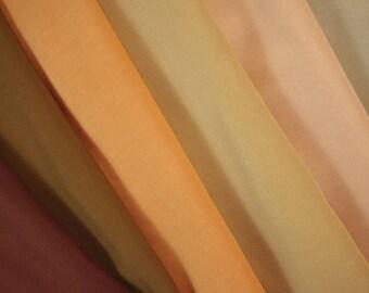 Plain Dyed Viscose - Brown Shades