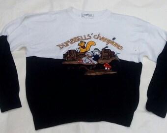 vintage 90s jc de castellebequette sweater knit women L italy