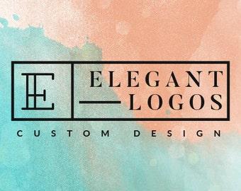 Custom Elegant Logos