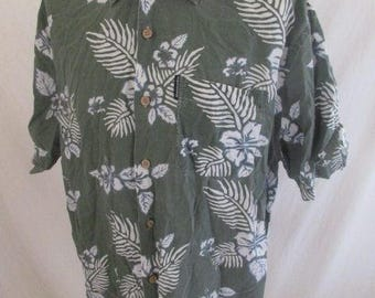 Shirt Abercrombie & Fitch green size L to-59%