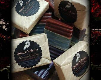 Quatre Voleur - Four Theives - Handmade Soap