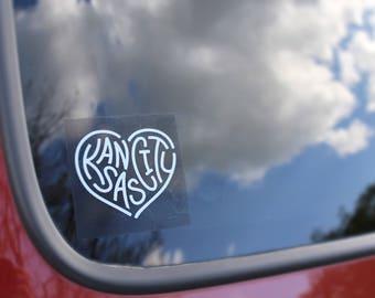 Love KC decal