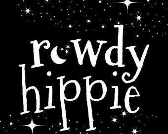 Rowdy Hippie