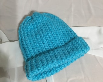 Light Blue Child Hat