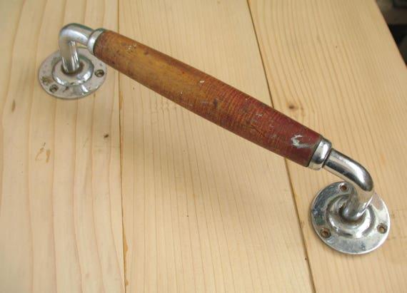 Steel Door Handle Steel Handle Steel Knob Industrial Design Old Door Handle Industrial  Door Knob Soviet Door Knobs Vintage Knob Door Handle