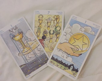 Tarot card/ Intuitive reading