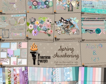 Spring Awakening Collection