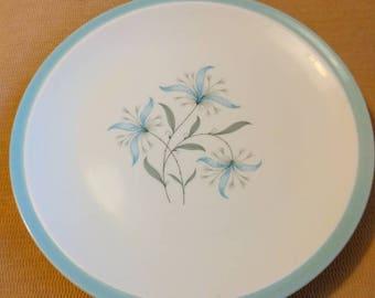 Vintage Cunningham & Pickett Avalon Pattern Four Dinner Plates