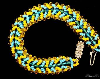 "Bracelet ""Swedish Delight"""