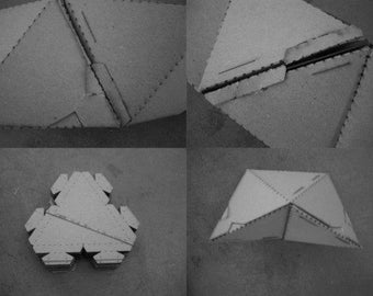 Paperfold Structural Blocks (each)