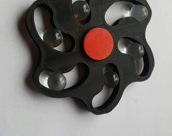 Leonardo perpetual motion figet hand spinner V2 | stress release toy | every day carry | handmade | unique gift | gift for her