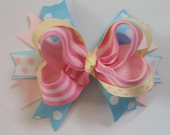 5 inch Spring Boutique Bow