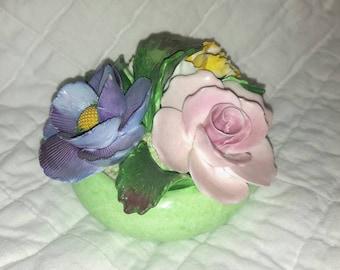 Denton bone china floral