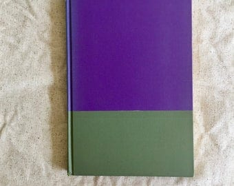 Purple/Green Journal