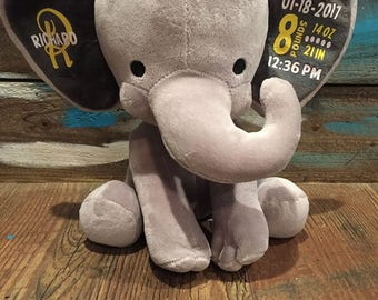 Baby Stat Elephant