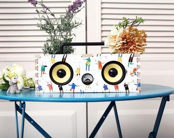 Dancing [INTERMONO WoW Art - DIY Bluetooth Speaker]