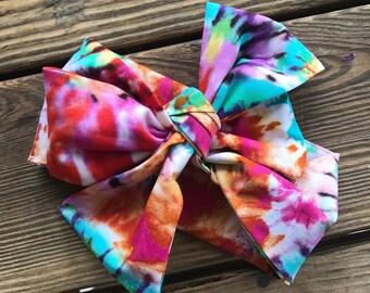 Tye Dye Headwrap