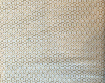 Adornit Capri Collection T-00281 Whit Dots-- 1/2 yard increments