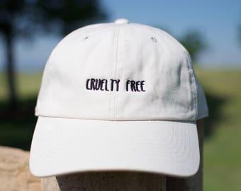Vegan Cruelty Free Cap