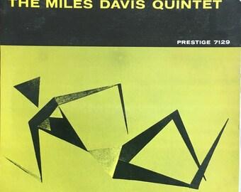 Relaxin' With The Miles Davis Quintet Vinyl
