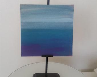 MISTY BLUE OCEAN
