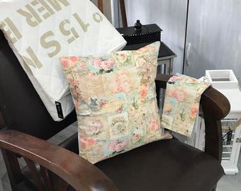 Pattern shabby chic Cushion cover