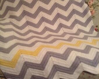 Full sized Crochet Blanket