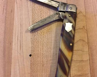 Syracuse Pocket Knife, 3 blade Pocket Knife