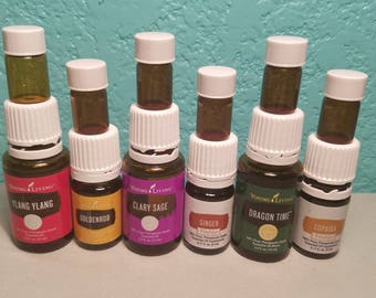 2 ml Young Living Oil Sample