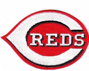 Cincinnati Reds Patch Cincinnati Reds Iron On Cincinnati Reds Birthday Cincinnati Reds Gift NOT Cincinnati Reds embroidery design