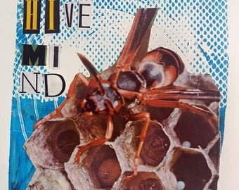 Hive Mind - Collage