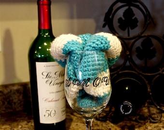 Love Languages Wine Glasses