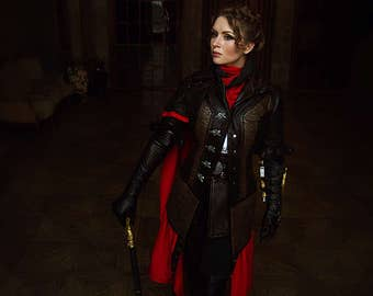 Assassin's Creed. Evie Frye COSPLAY