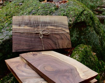Black walnut cutting board