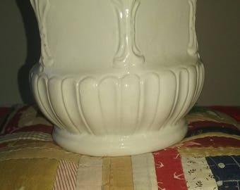 Made In Italy Vintage Porcelain Urn