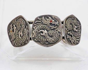 Vasari Sterling Silver Bracelet
