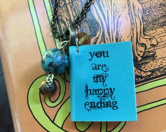 Happy Endings necklace