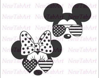minnie mouse sunglasses svg etsy. Black Bedroom Furniture Sets. Home Design Ideas