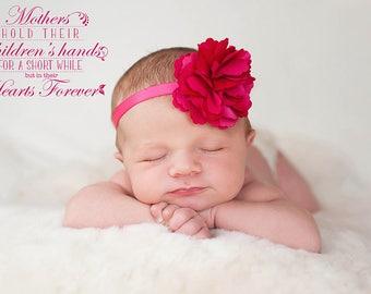 10 Newborn Quote Overlays